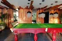 Pool / Game Room