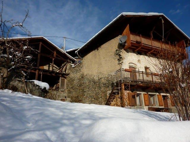 maison individuelle de village - Les Chapelles - House