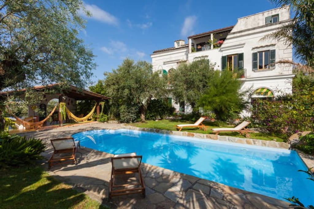Apartment In Villa With Pool Apartments For Rent In
