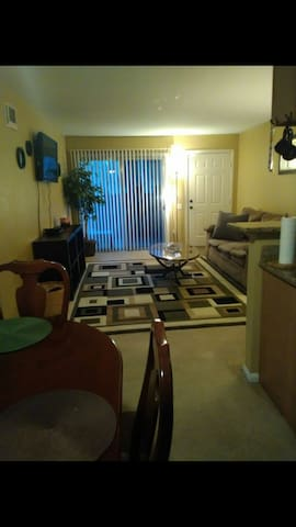 Quiet, Comfortable 1 Bdrm Condo - San Diego - Apartment