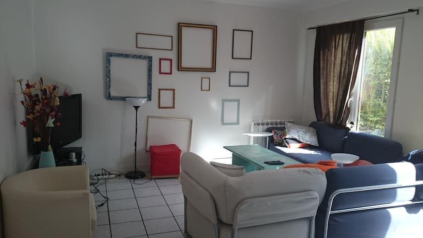 chambre dans colocation sympathique - Ris-Orangis - Casa