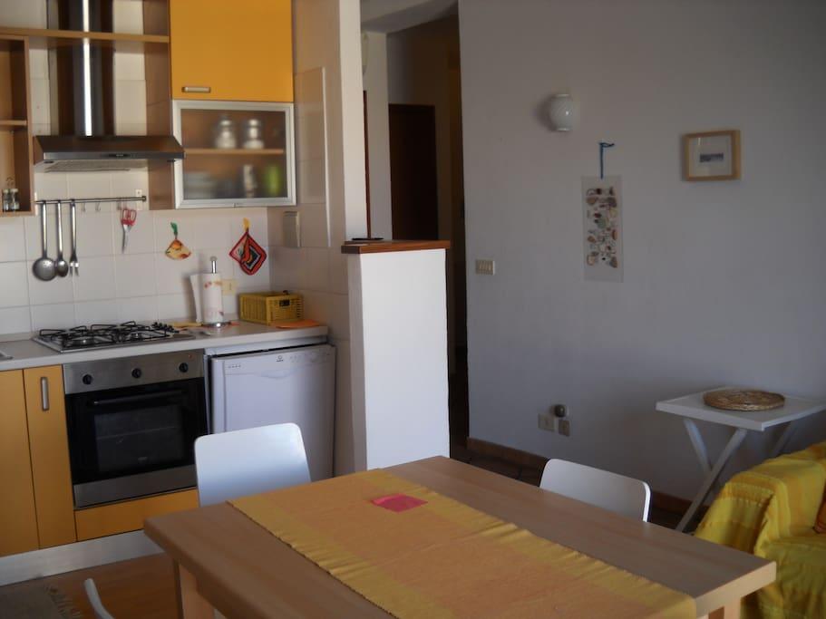 Appartamento a porto s stefano appartamenti in affitto a for Appartamenti porto santo stefano