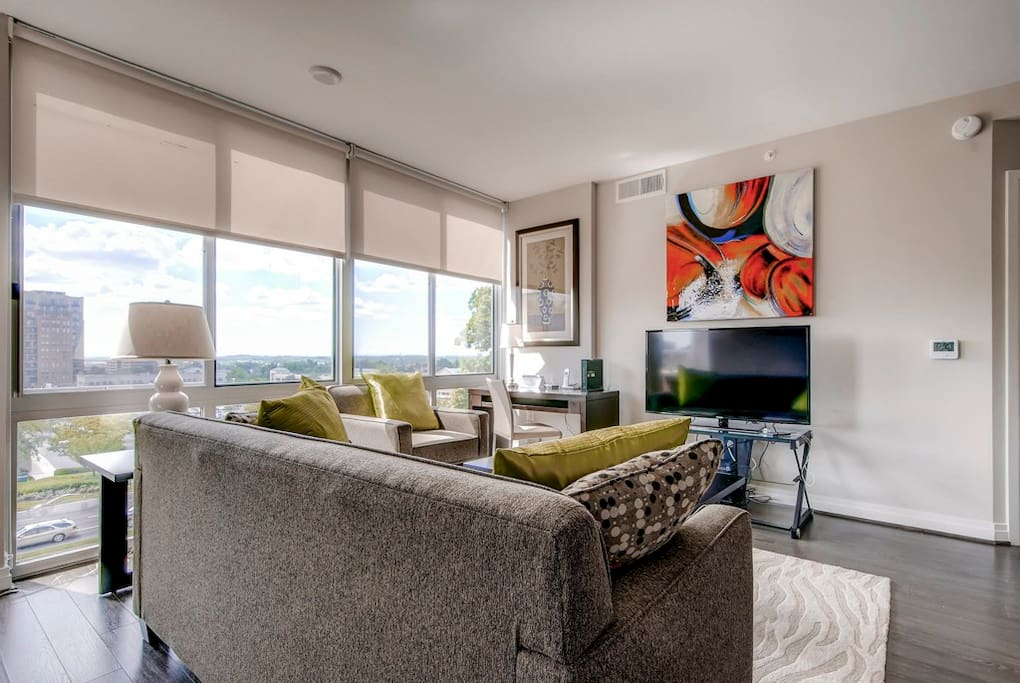 Luxury Furnished 2 Bedroom Reston Apt Pool Apartments For Rent In Reston Virginia United