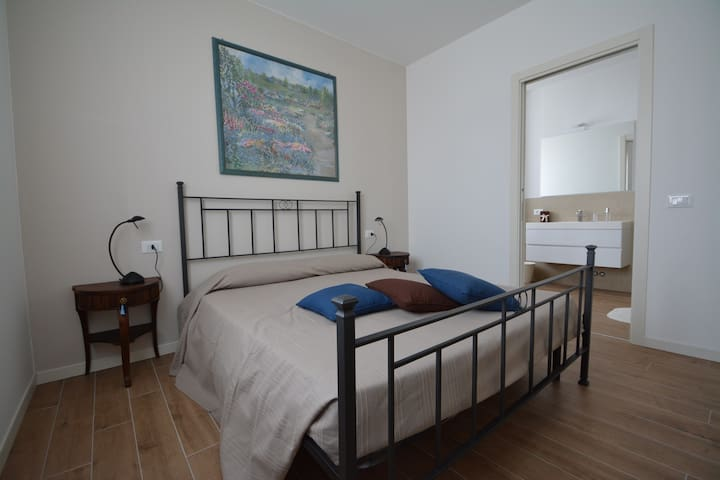 Ca'Rina stanza blu, easy to Venice - Preganziol - Penzion (B&B)