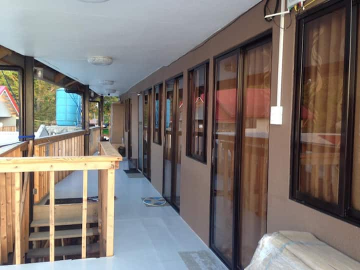 Surfer's Point Deck Room for 2pax Room 2