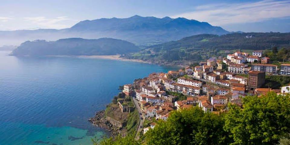 Apto en Colunga/Lastres  (Asturias) - Colunga - Apartamento