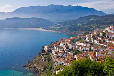 Apto en Colunga/Lastres  (Asturias) - Colunga - Leilighet