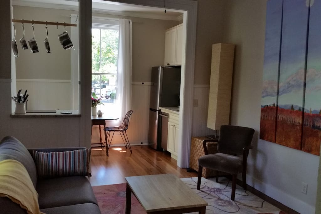 Close To Everything That Makes Chico Special Apartments