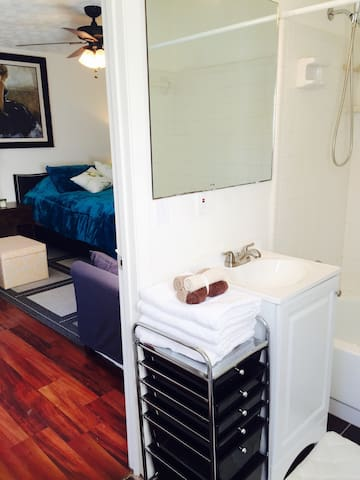 Cozy Apartment with Full Kitchen! - Jacksonville - Daire