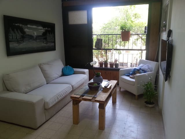 Sweet cozy 3 bedrooms apartment - Givatayim - Apartment