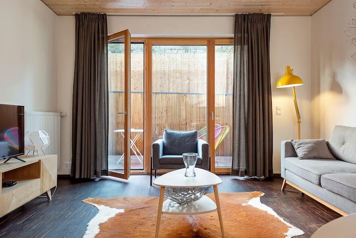 appartement 003 54,00 m2 avec terrasse privative