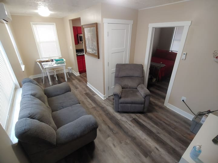 Total Remodel.  1 BR Pleasant Grove apartment