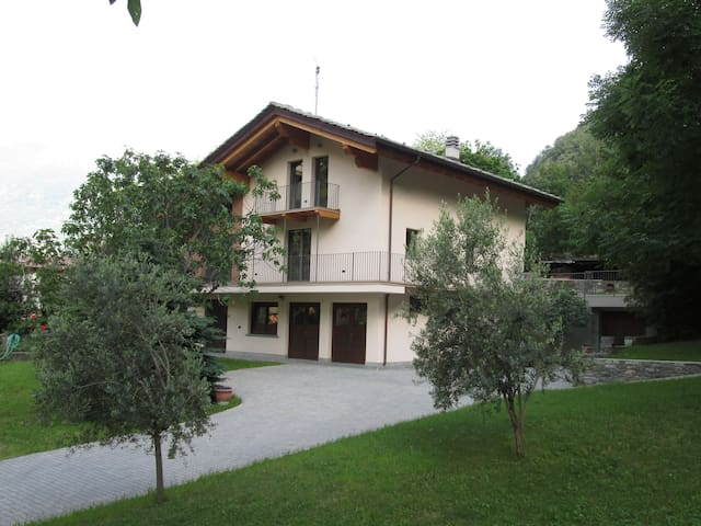 Casa nel Bosco - Donnas - Apartment
