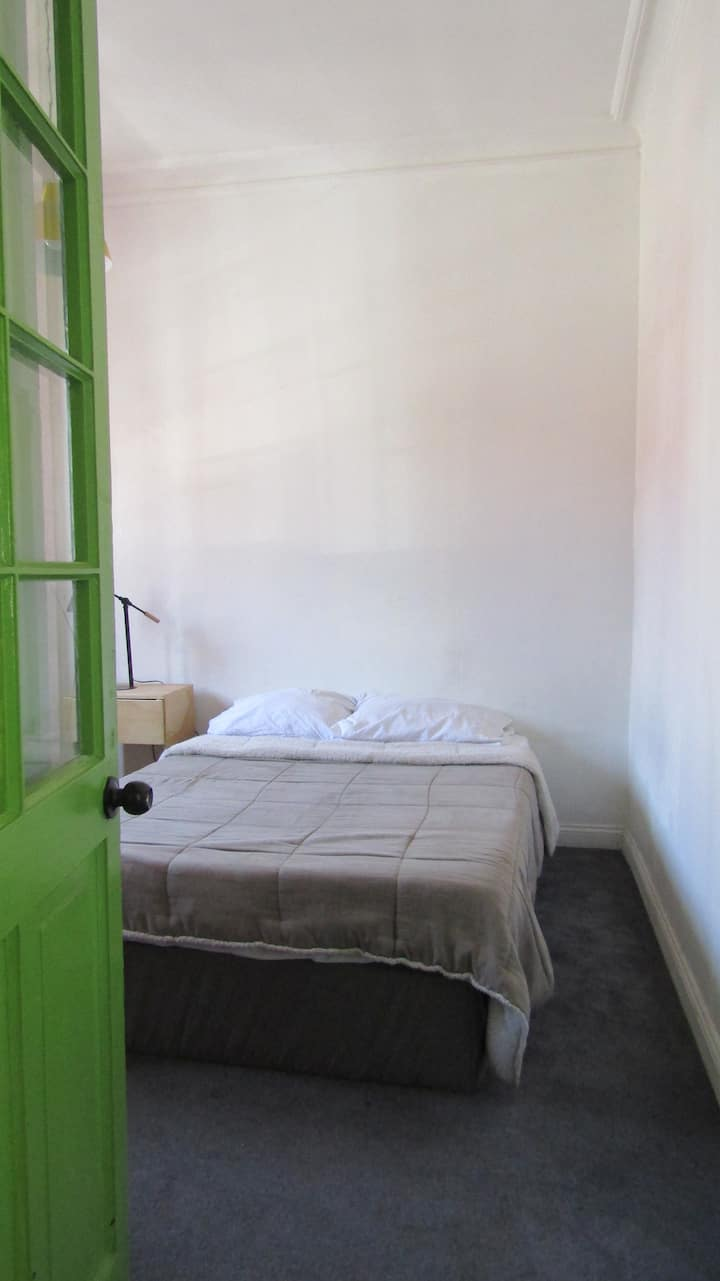 Comoda habitación en Santiago centro, para 2 - 3 p
