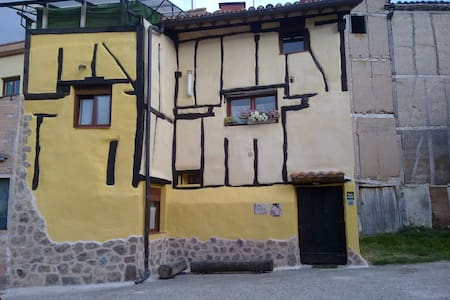 "Casa Rural ""LA TABA"" - Garganchón - Osakehuoneisto"