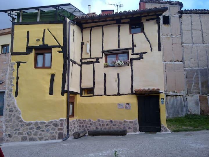 """Casa Rural """"LA TABA"""""""