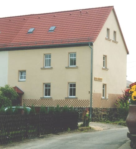 Alte Käserei Kössern - Ferienhaus - Grimma - Casa