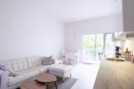 Nice room in brand new apartment (Sagene) - Byt