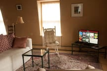 Netflix, Amazon, PBS and Kids Programming on the TV