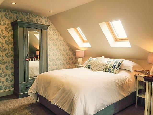 Skylark Loft at Mill House B&B - Kings Lynn - Penzion (B&B)