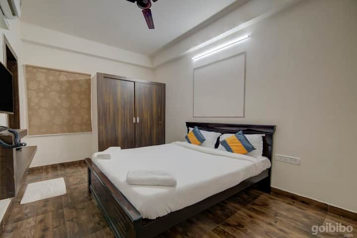 1 BHK Flats with Fully Furnished at Wipro Circle