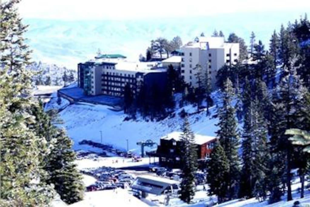 Lake Tahoe 2 Br The Ridge Tahoe Appartamenti In Affitto A Stateline Nevada Stati Uniti