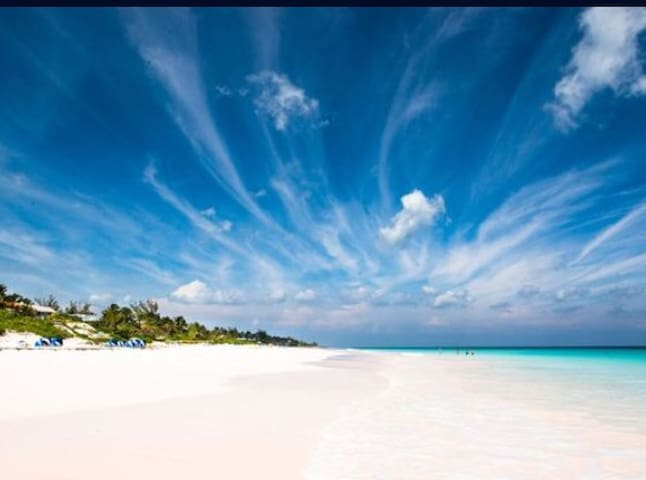 Tropical Premium Garden -footsteps away from beach