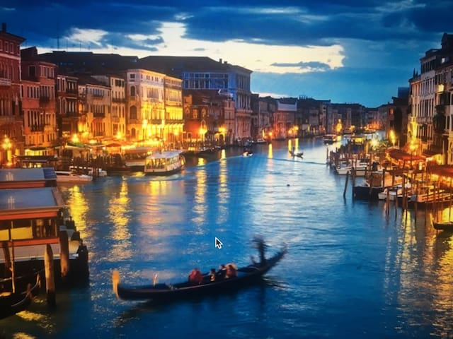 SAN MARCO'S SLEEP OVER WITH BOAT TOUR - Venetië - Appartement