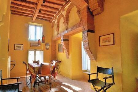 Luxury Borgo House in Tuscany