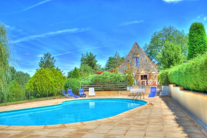 Vacances SOL DEL DEYME 11 VILLAS TT CONFORT - Salviac - House