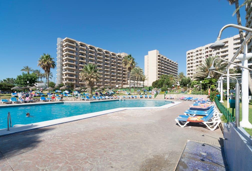 Elegante estudio 1 linea de playa appartamenti in affitto a torremolinos andalusia spagna - Estudio en torremolinos ...