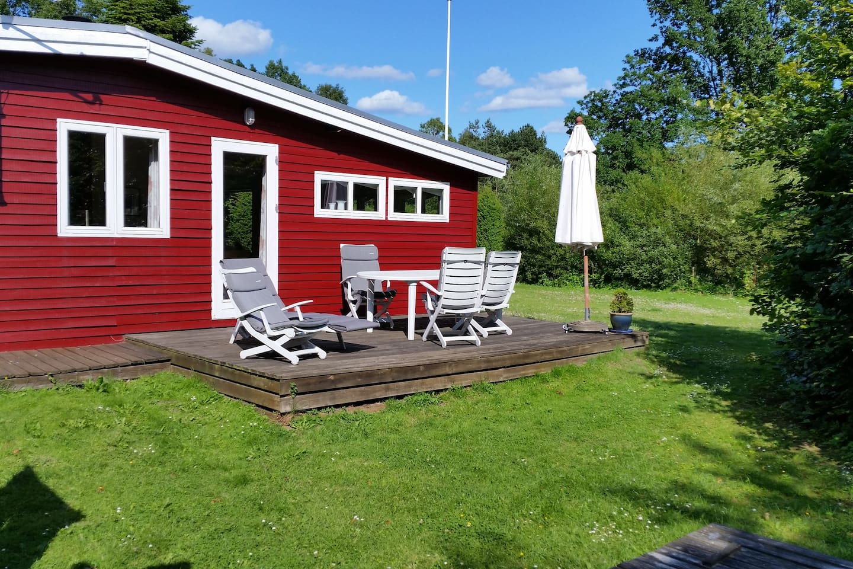 Sommerhus ved strand og Mols Bjerge - Hytter til leje i Ebeltoft