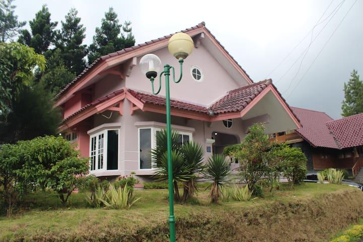 VILLA LOTUS - PUNCAK,CIPANAS - Jawa Barat - Villa