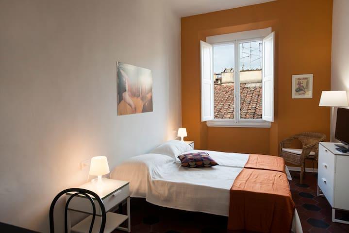 Firenze - camera ambra