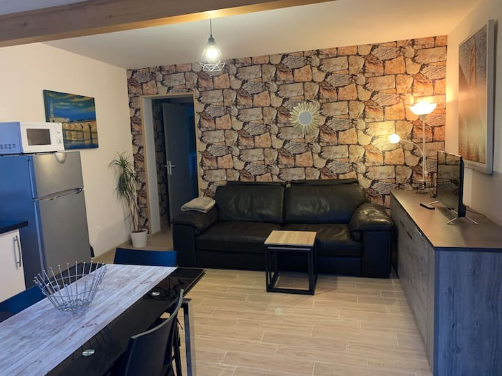 Studio à Lisieux 35 M²