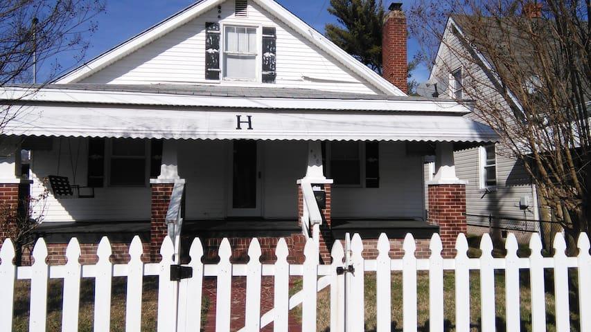 Helen's Hampton Home