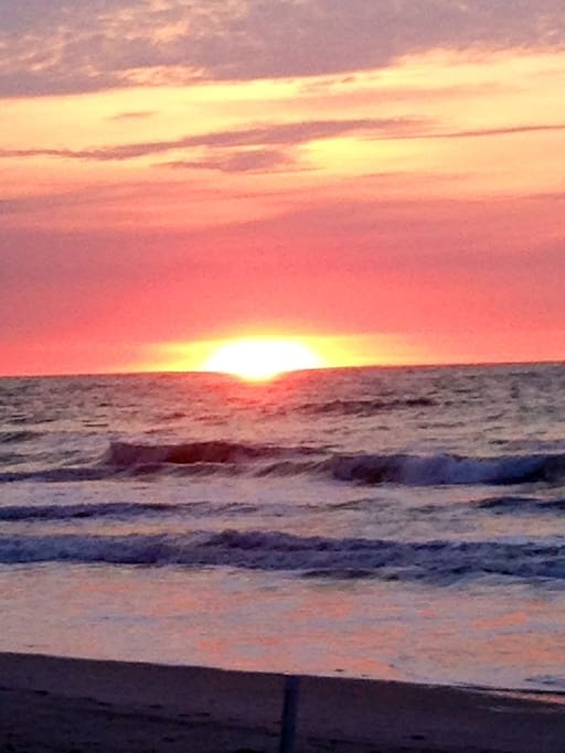 Wrightsville Beach sunset