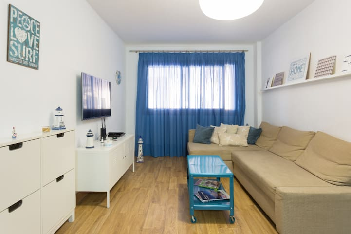 El Medano Apartment. Ideal for families. Parking
