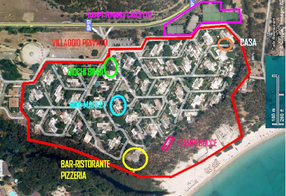 Villaggio Geremeas Country Club