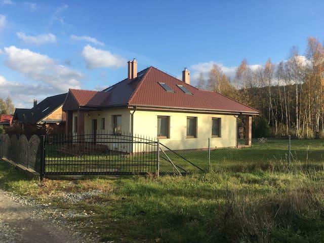 Sulistrowice Dom z widokiem