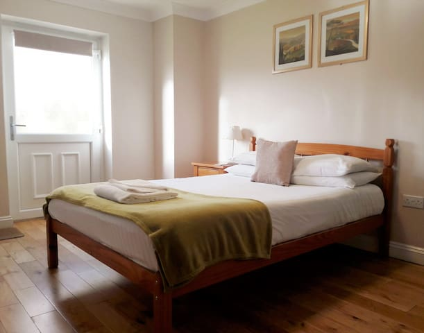 Timbers: Double Room
