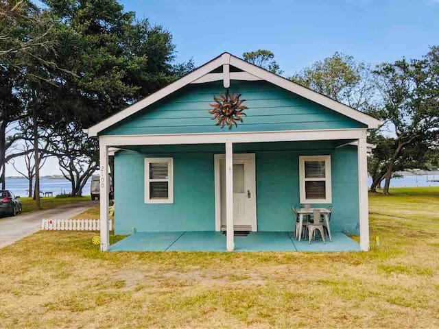 (( Outer Banks Island Cottage
