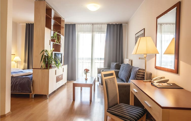 Holiday apartment with 1 room on 38m² in Budapest