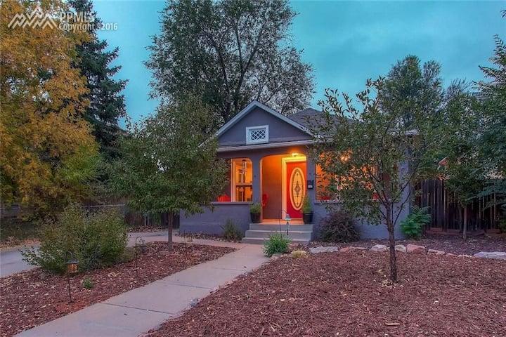 2 Bedroom Home near Downtown Colorado Springs
