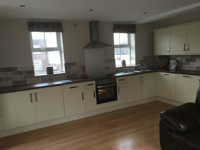 Beautiful 2 Bedroom Apartment - Macclesfield - Apartamento