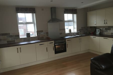Beautiful 2 Bedroom Apartment - Macclesfield - Appartement
