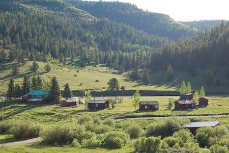Tejas Mountain Lodge in Carson Nat Fr, near Sipapu