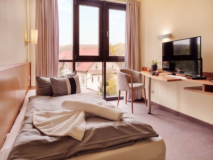 Harz(aus)zeit genießen -Einzelzimmer mit WLan