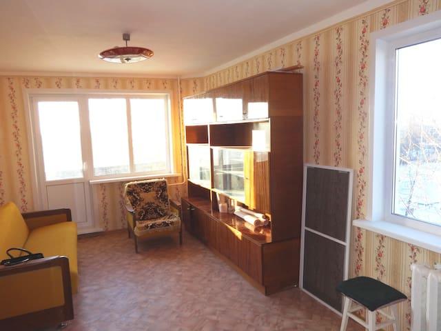Однокомнатная с ремонтом - Pytalovo