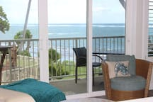 Your view from inside your condo